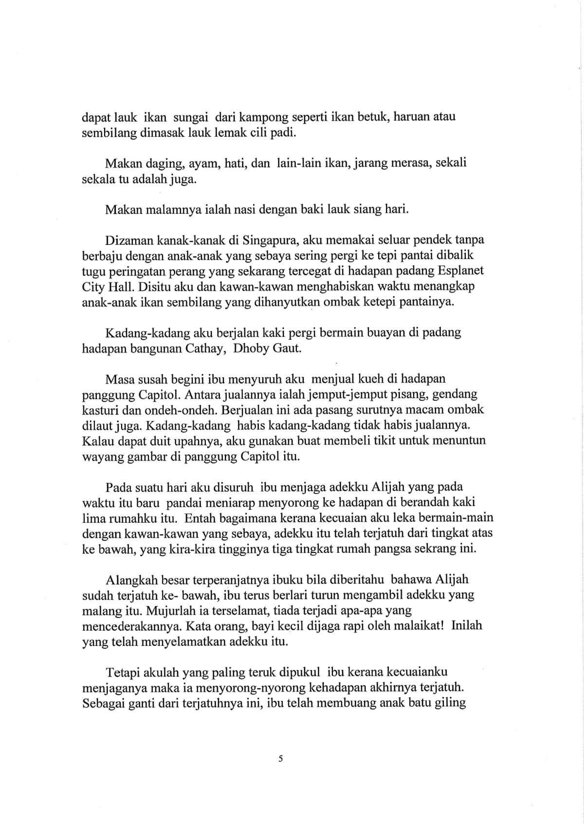 Riwayat hidup pg 5